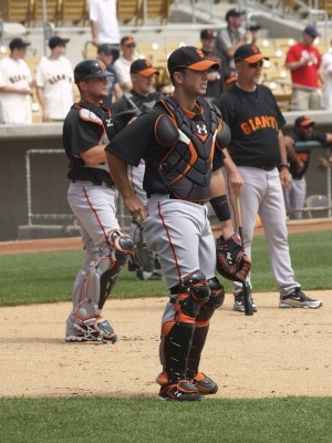 San Francisco Giants: Buster Posey