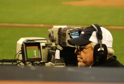 San Francisco Giants: On TV at AT&T Park