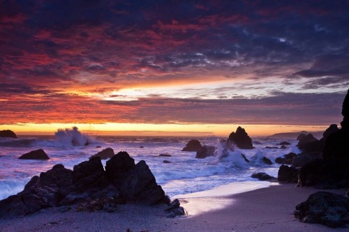 Rebuild My Dream in Sonoma County California: The Sonoma County Coast Pacific Ocean