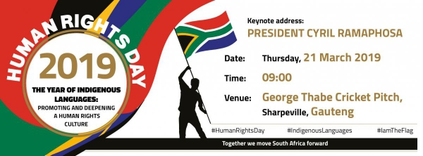 Equinox Means There's Something To Look Forward To - March 21 Human Rights Day South Africa