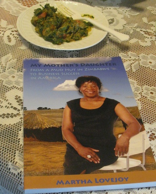 Here's a Way Dreaming Big Takes You to South Africa and Beyond: Martha Lovejoy's book and peanut butter and collard greens