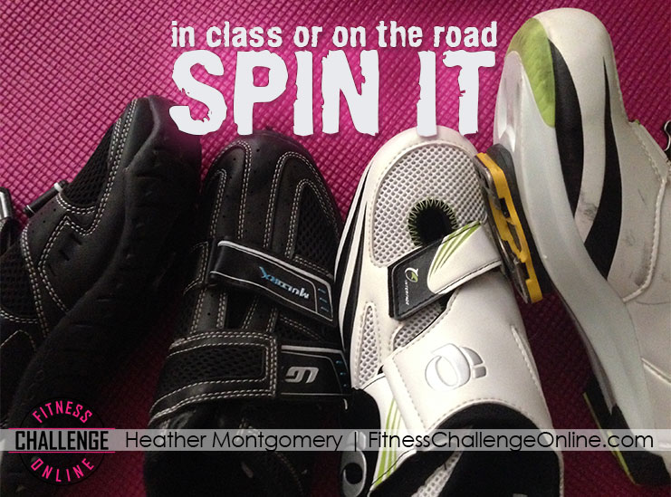 Spin Class: Making an Old Workout New Again