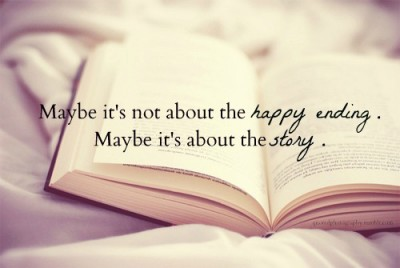 story is the happy everything