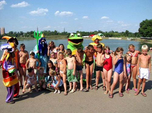 Who Else Wants to Travel to Russia? Summer camps in Russia by Chrzest Równikowy