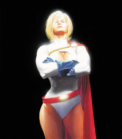 superwoman toxic mom avenger
