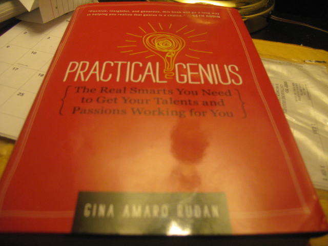 practical genius by Gina Rudan