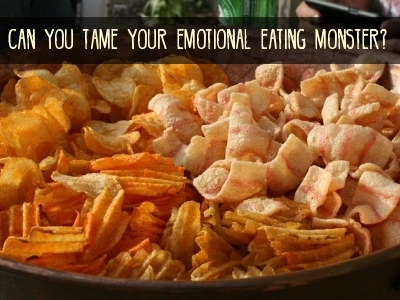 Can You Tame Your Emotional Eating Monster?