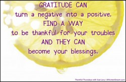 The Key To a Happy Life is To Practice Gratitude