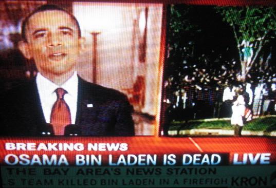 How the Death of Osama Bin Laden Made America's Dream Come True