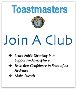 How Toastmasters Can Help Your Dream