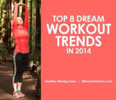 Top 8 Dream Workout Trends in 2014
