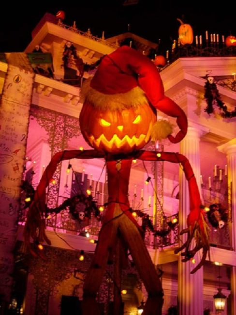 Does Your Bucket List Travel Destinations Include a Disney Halloween? The Pumpkin King