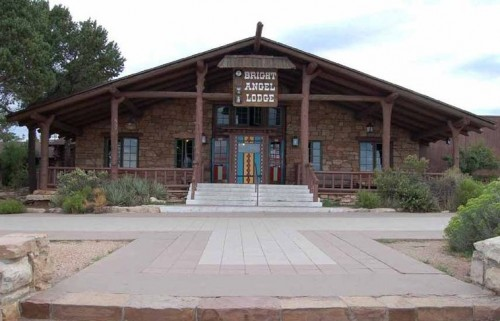 Dream Travel Bucket List and the Grand Canyon: Bright Angel Lodge South Rim Grand Canyon