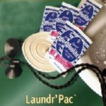 Travel gift: Travel Laundry Kit