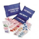 International Travel Medical Kit