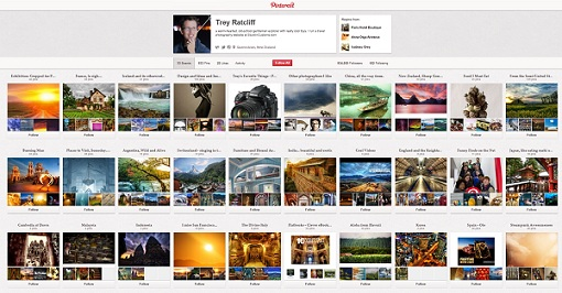 A Vision Board of Trey Ratcliff on Pinterest: The perfect photographer