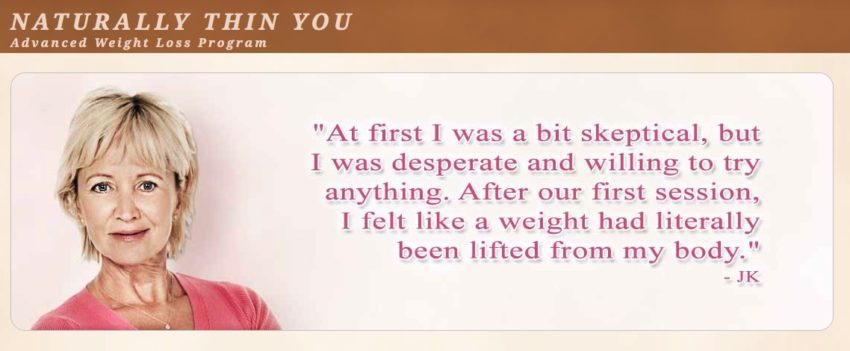 Dream Weight Loss Interview with Karen Donaldson of Naturally Thin You: Naturally Thin You Website