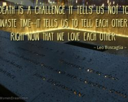 Lessons from September 11 and Living From The Heart