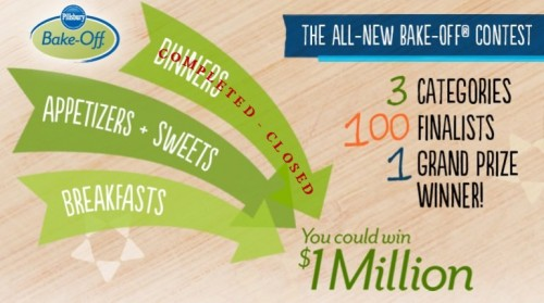 Culinary Dreams: Win a million dollars Pillsbury Bake-off