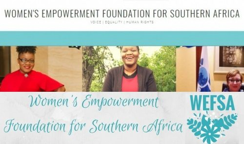 South African Organizations Empowering Women: Women's Empowerment Foundation for Southern Africa