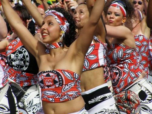 World Travel: The Colors of the Notting Hill Carnival