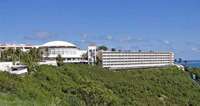 World Travel Dreams: Fajardo El Conquistador Panoramic View - Puerto Rico