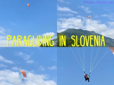 Imagine a World Travel Dream Paragliding in Bohinj Slovenia