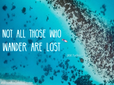 Inspiring Quotes about Travel - JRR Tolkien quote on travel