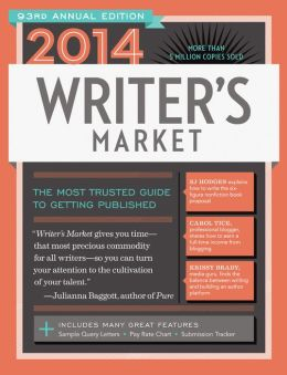 2014 Writer's Market by Brewer, Robert Lee