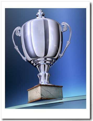8 Top Writing Contests: Shiny Trophy by Matthias Kulka
